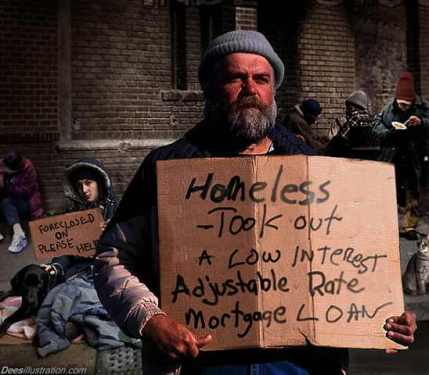 homeless Cry baby