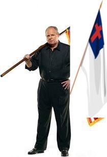 Dominionist Rush Limbaugh